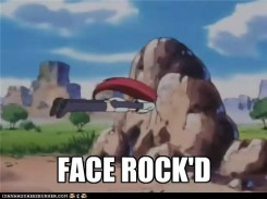 Face Rock'd
